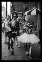 Mardi Gras on Royal St. by SZenz