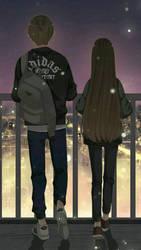 anime by AjayBariya