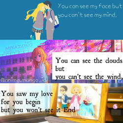 my love for you by AjayBariya
