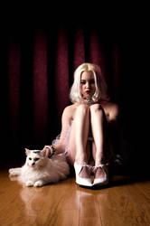 The Cat's Kingdom by daviddelara
