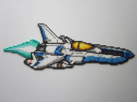 Vic Viper by 8-BitBeadsStudio