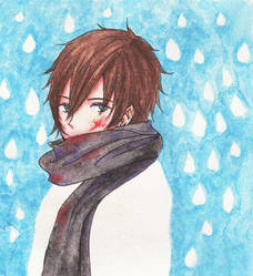 SitR - Eric in the Rain by rainfreak