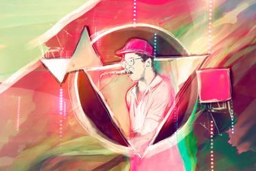 Toro Y Moi by verzerk