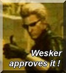 And Albert Wesker approves it by Kazuny