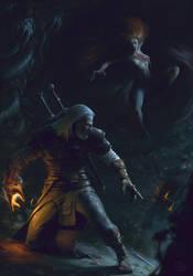 Witcher by MaxDonio