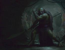 Donatello by MaxDonio