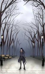 Rain by Barsenn