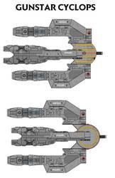 GS CYCLOPS by Keyser94