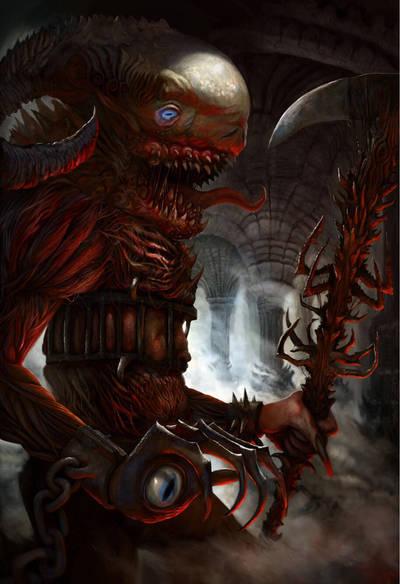 The Gatekeeper by benwinfield