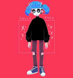 Sally Face by Madomii