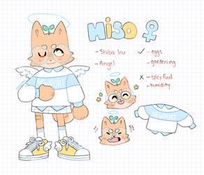 Miso Ref by Madomii