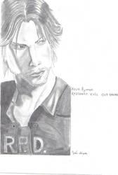 Kevin Ryman by residentevilrulz