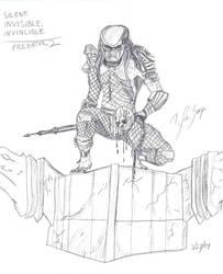 Predator 2 by residentevilrulz