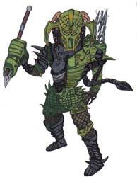 Stalker Predator by residentevilrulz