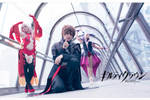 Guilty Crown by MutualityCosplay