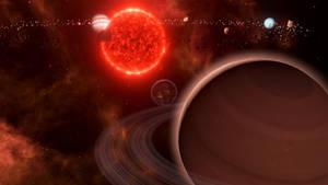 Stellaris - Red Giant by AlexFRD