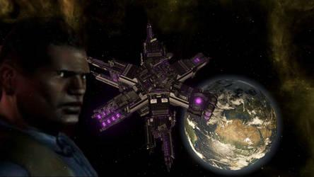 Deus Ex Ophelia by AlexFRD