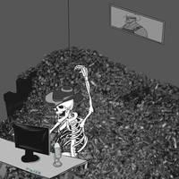 Ghost from True Capitalist radio by erock676