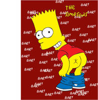 bart simpson by darlex87