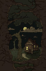 House of the Woods by Brandon-Schaefer