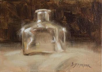 Glass on Dark by Brandon-Schaefer