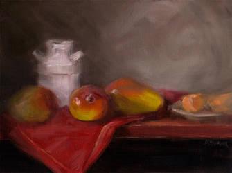 Mango Aura by Brandon-Schaefer