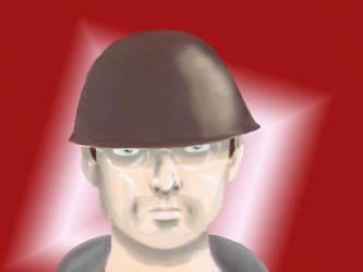 Ich bin ein Soldat! by sparkchan