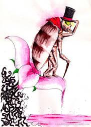 Cucharracha by ShiryuOgalunn
