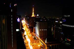 Good Night, Sao Paulo by LaS-BR
