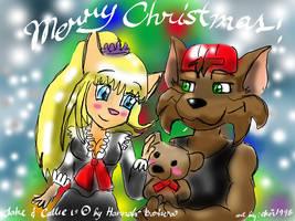 Swat Kats Christmas by ekoi1995