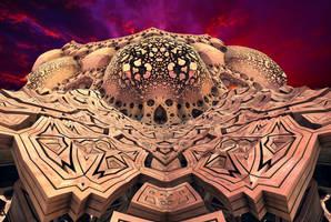 Atop Olympus Mons by krompulos