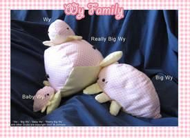Wy Family Portrait 2 by blushplush