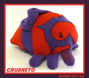 Grubneto side by blushplush