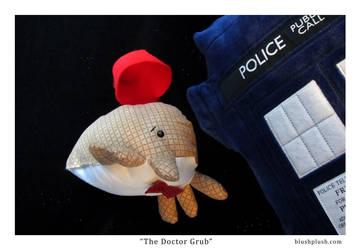 The Doctor Grub by blushplush