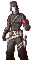 Cobra Commander by Blitz-Wing