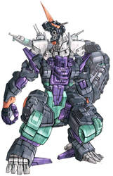 Trypticon by Blitz-Wing