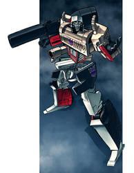 Gen1 Megatron by Blitz-Wing