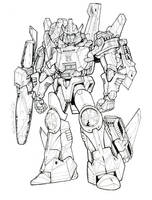 Galvatron by Blitz-Wing