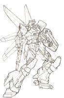 Gundam by Blitz-Wing