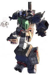 fortress maximus colour by Blitz-Wing