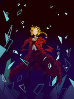 The Fullmetal Alchemist by HungarianGirl0119