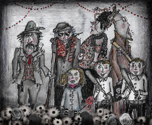 The Kerleys by Hebbybobdige