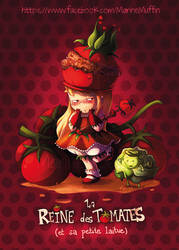 Tomato Queen by Littlejunko