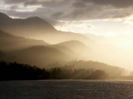 Juneau Alaska Hills by JamesBrey