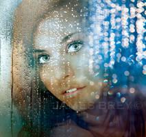 Through the Rain Drops by JamesBrey