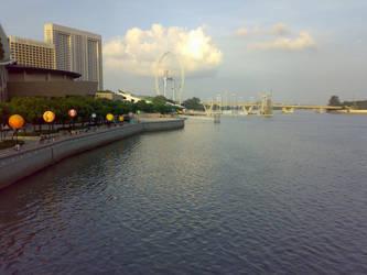 From d Bridge through d ocean by Littlewhitesheep
