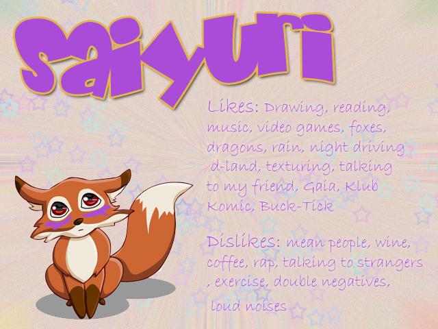 Saiyuri's Profile Picture
