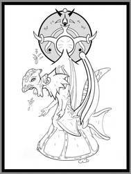 Custodian of the Siren's Song by Balanos