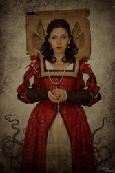 The Red Queen by Phylida