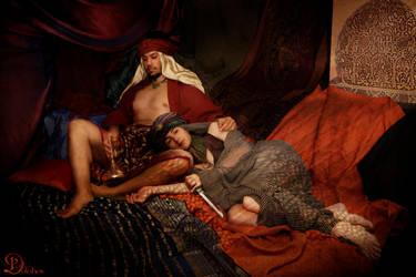 Le Prince et l'Esclave by Phylida